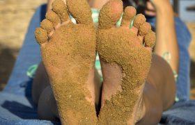 leczenie suchości stóp w physiomedica