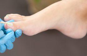 pedicure leczniczy w physiomedica